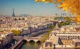 """Thành phố Paris """"kinh đô ánh sáng"""" nước Pháp"""